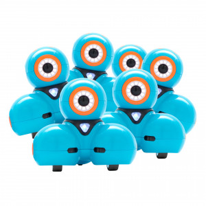 Dash Robots 6 pack - Cat# 3T-DSH114P