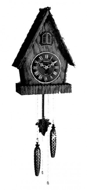 Cuckoo Clock Plans