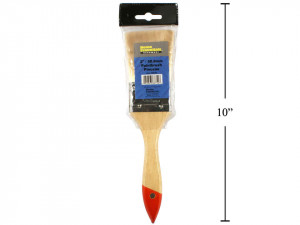 "H.E., 2"" Paint Brush w/Wooden Handle, Cat# 70-3425-00"
