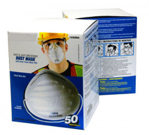 Dust Mask 50 pcs disposable - Cat# 80-3226-00