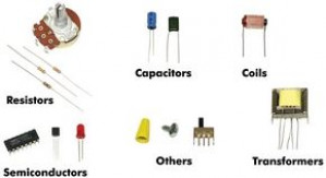 Electronic Component Kit - Cat# 80-35ECK10
