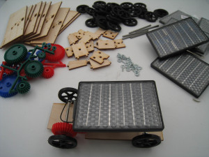 Solar Car - Class Pack Cat# 80-5438-00