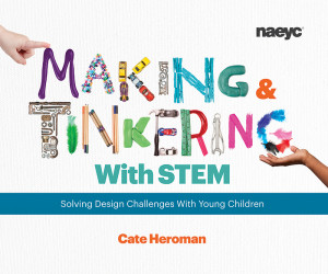 Making & Tinkering with STEM Book - Cat# 80-5707-00