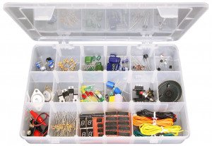 ENGboxCK 172 pc Electronic Component Kit