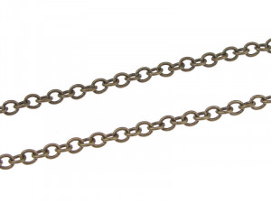 Brass Chain for Weight Shells - Cat# 70-2106-00