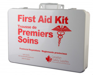 First Aid Kit - Cat# 80-3224-00