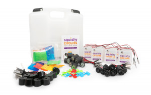Squishy Circuits Group Kit - Cat# SQ-98356