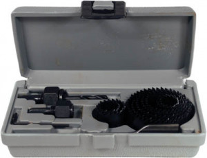 13 pc Hole Saw Set - Cat# 50-355