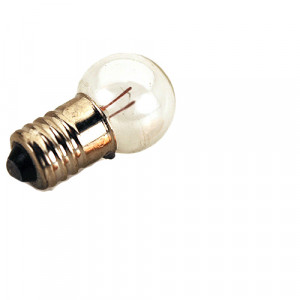 Mini Light Bulb - 10/pkg 3.8V Cat# 80-351GE13