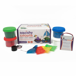Squishy Circuits - Standard Kit - Cat# SQ-98353