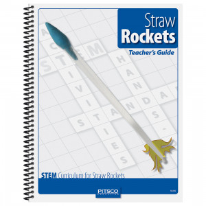 Straw Rockets Teacher's Guide - Cat# 99-SR959459