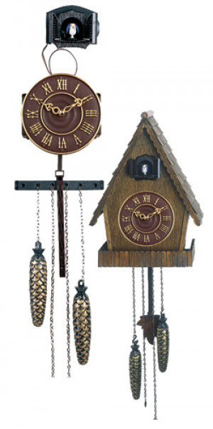 Cuckoo Clock Movement- Cat# 70-0921-RM