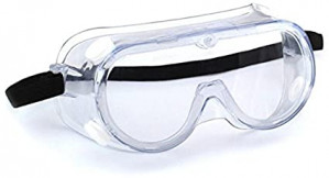 Safety Goggles - Primary - Cat# 80-3221-00