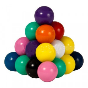 Magnetic Marbles - 12/pkg - Cat# 80-3559-60