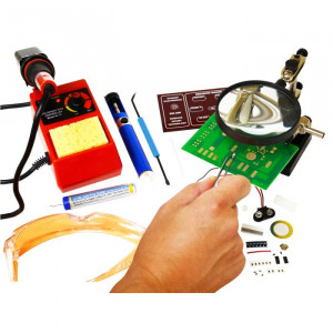 Surface Mount Technology Soldering Program with Tools - Cat# 80-35SK300