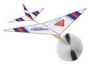 Delta Dart Model Plane- Individual Kit-Cat# 19-FF510KT