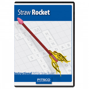 Straw Rocket DVD- Cat# 99-SR59993