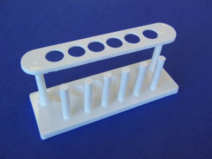 Test Tube Rack – Polypropylene - 25mm