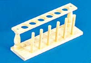 Test Tube Rack – Wooden - Cat# 83-8081-00